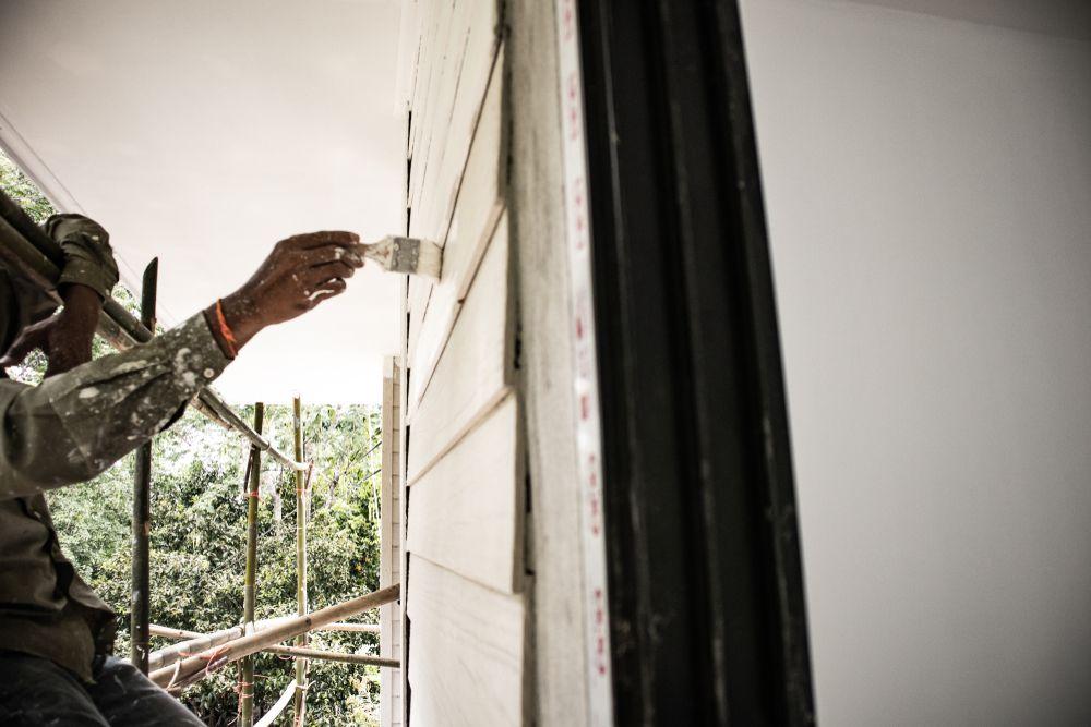 外壁塗装業者に依頼した場合の施工時間はどのくらい?